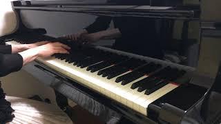 蒼い炎 イトヲカシ TVアニメ ブラッククローバー エンディング Piano Solo
