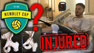 BILLY HORRIFIC INJURY - MISSING WEMBLEY CUP???