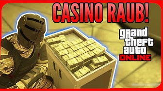Casino Raub Mission - GTA 5 ONLINE Deutsch