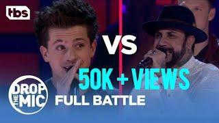 Drop the Mic - Charlie puth vs Backstreet Boys | Battle