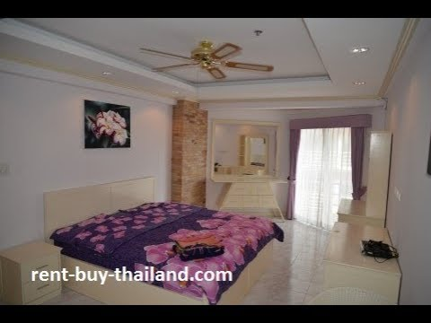 Property Pattaya - Jomtien Beach Condo - for sale or rent close to Beach