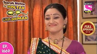 Taarak Mehta Ka Ooltah Chashmah - Full Episode 1669 - 14th December, 2018