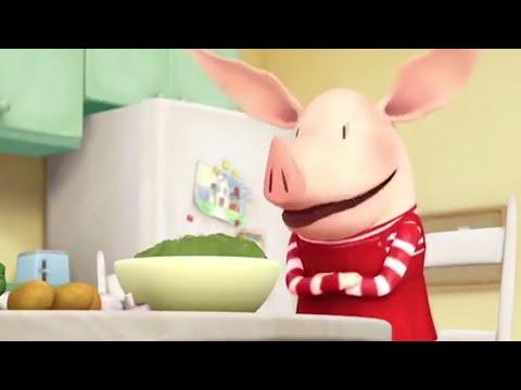 Olivia the Pig | Olivia Keeps a Secret | Full Episodes | Kids Cartoon | Kids Videos | Kids Movies