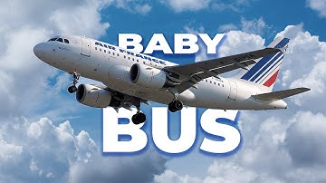 Why Did Airbus Build The A318 Baby Bus?