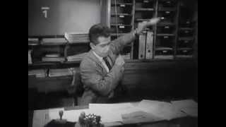 Mezi nebem a zemí (1958) - ukázka: Vlastimil Brodský