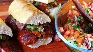 Salsa Pebre - Ideal Para El Choripan! - Receta De Locos X El Asado