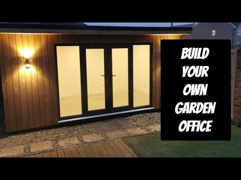 Self build Garden Office