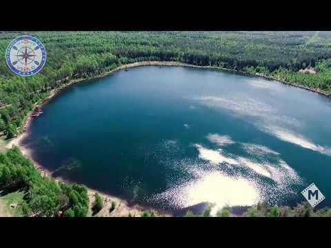 Западное озеро в Ивановской области.