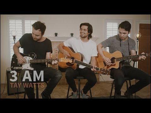 3AM - Matchbox Twenty (Acoustic Cover By Tay Watts)