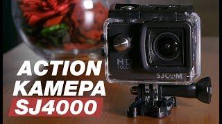SJCAM SJ4000 недорогая альтернатива GoPro