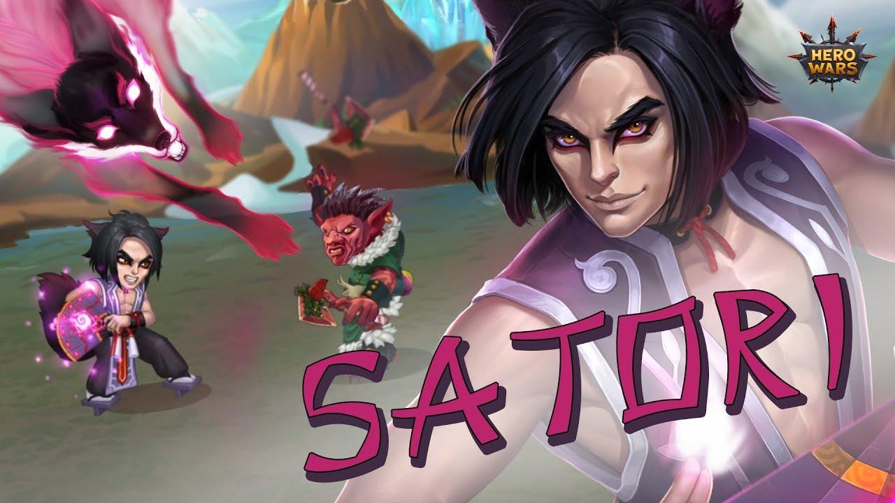 New Hero — Satori | Hero Wars