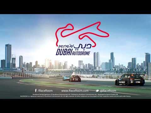 Autódromo de Dubai prontinho para nossa diversão no RR e diversas atualizações foram implementadas.