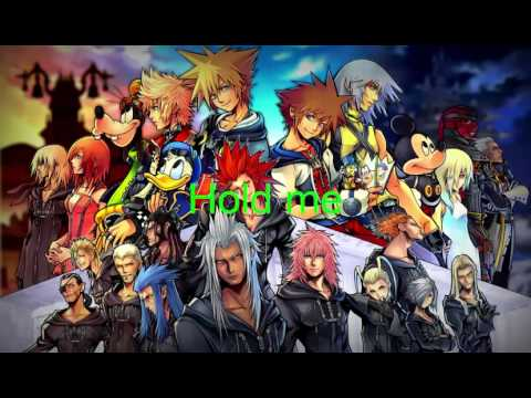 Kingdom Hearts - opening lyrics