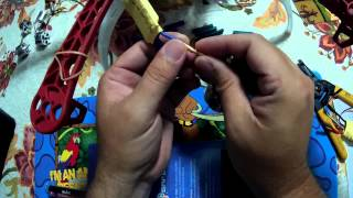 How To Solder 3.5 mm bullet to Motor & ESC tips F550 DJI
