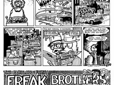 The Fabulous Furry Freak Brothers 1 Part One Youtube