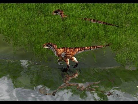JPOG Raptor Apocalypse 100 raptors - YouTube