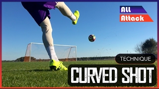 How to Shoot wİth Curve!   Technique