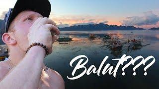 Eating Balut and an Epic Philippines Sunrise  | Coron Travel Vlog