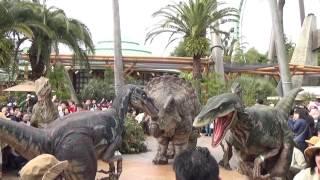 usj dinosaur wonder experience 3 11 14 05