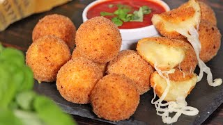 Potato Cheese Balls | How Tasty Channel