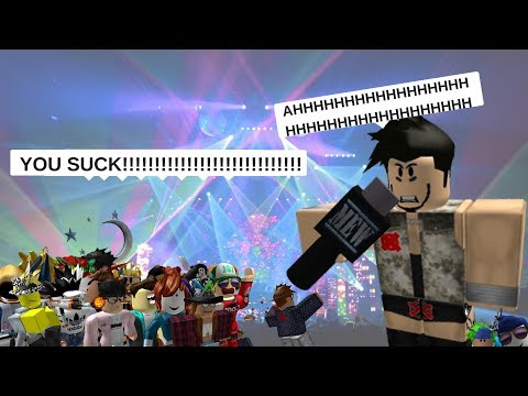 Sing anything that comes to my mind (ROBLOX)