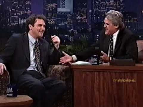 NORM MACDONALD has FUN with LENO