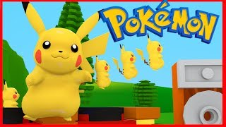 LEGO POKEMON - The Pikachu Song