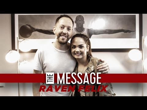 Raven Felix - Taylor Gang's 'First Lady' - Talks Snoop & Wiz Support + Being A Latina Rapper