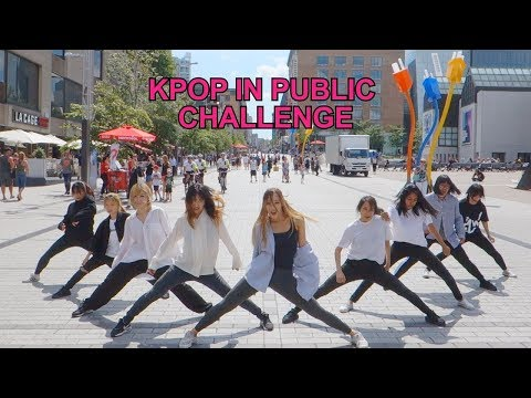 [EAST2WEST] Dancing Kpop in Public Challenge: NCT 127 - Cherry Bomb