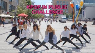 [EAST2WEST] Dancing Kpop in Public Challenge NCT 127 - Cherry Bomb