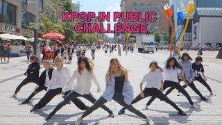 [EAST2WEST] Dancing Kpop in Public Challenge: NCT 127 - Cherry Bomb