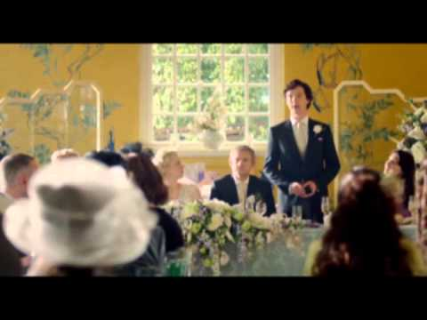 Sherlock crack CZ 7: Svatba jako řemen