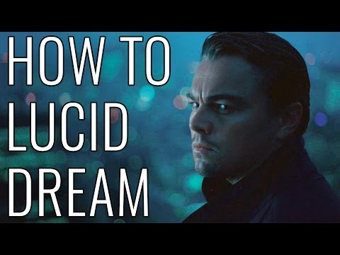 How To Lucid Dream - EPIC HOW TO