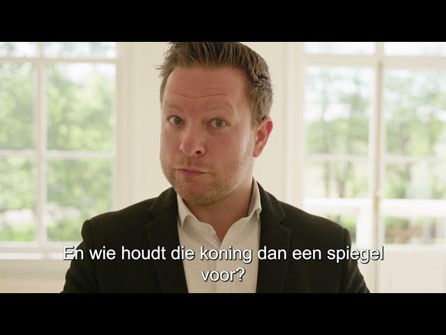 Drs. Hofnar Reflectiesessie Stichting Jong Leren