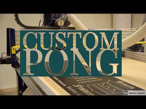 JMU students craft custom beer pong tables