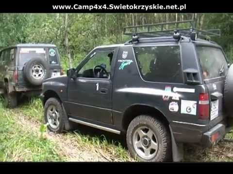 camp 4x4 opel frontera isuzu trooper opel frontera. Black Bedroom Furniture Sets. Home Design Ideas