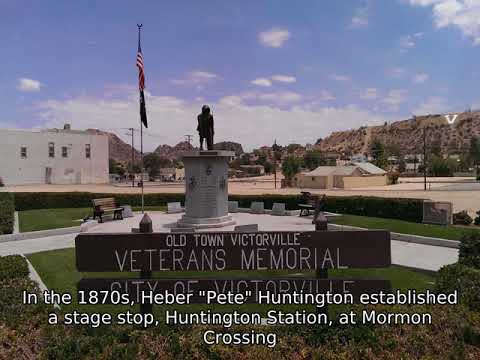 Victorville, California - History and Facts