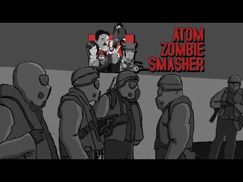 Zombies Everywhere, EVAC ASAP!  - Atom Zombie Smasher