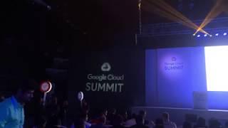 Google Cloud Summit Mumbai 2018 - Opening Act