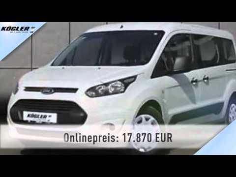 ford grand tourneo grand tourneo connect 1 6 tdci l2 ambiente 21 youtube. Black Bedroom Furniture Sets. Home Design Ideas
