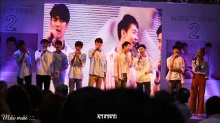 [VIETSUB] 04052017 Live ขอบคุณนะ -Thank you ( OST Make it right the series 2)