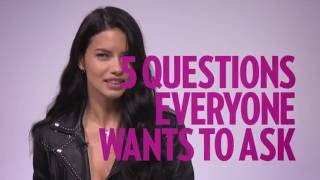 People Interview Adriana Lima