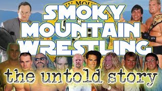Smoky Mountain Wrestling | The Untold Story | Wrestling Territories Documentary 12/50