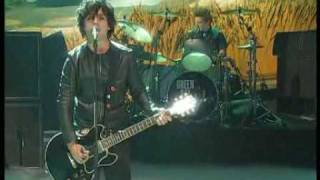 Green Day Wake Me Up When September Ends Live Wetten Dass German TV 2005