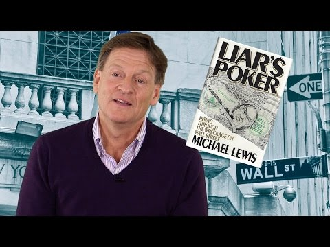 """Michael Lewis says Wall Street has changed since """"Liar's Poker"""""""