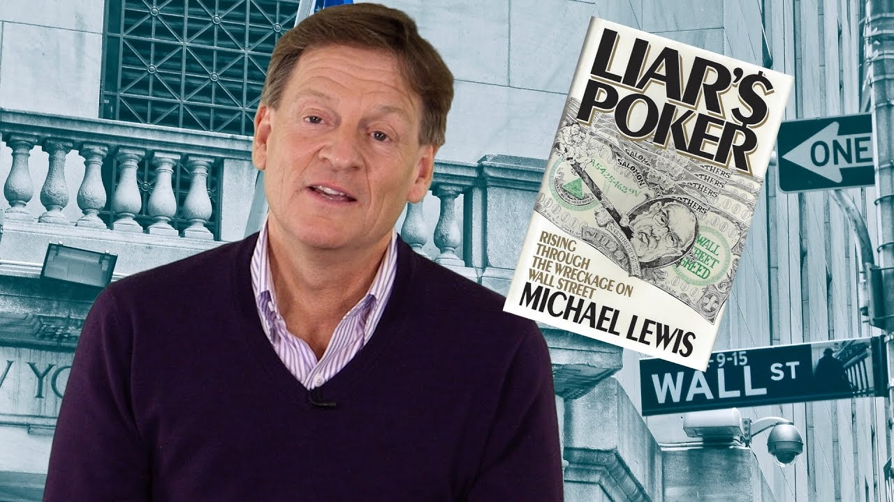 Michael Lewis says Wall Street has changed since