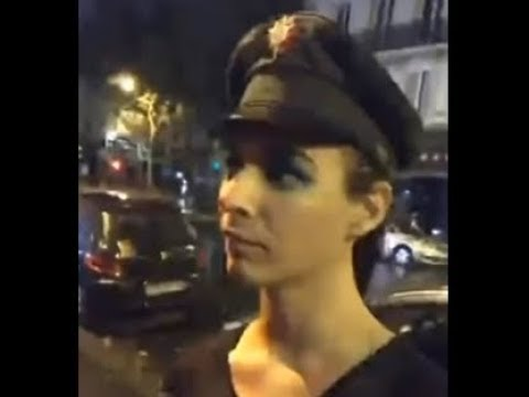 Violet Chachki Physically Thrown Out of Le Depot in Paris