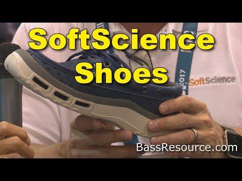 SoftScience Fishing Shoes | Bass Fishing | Hank Parker