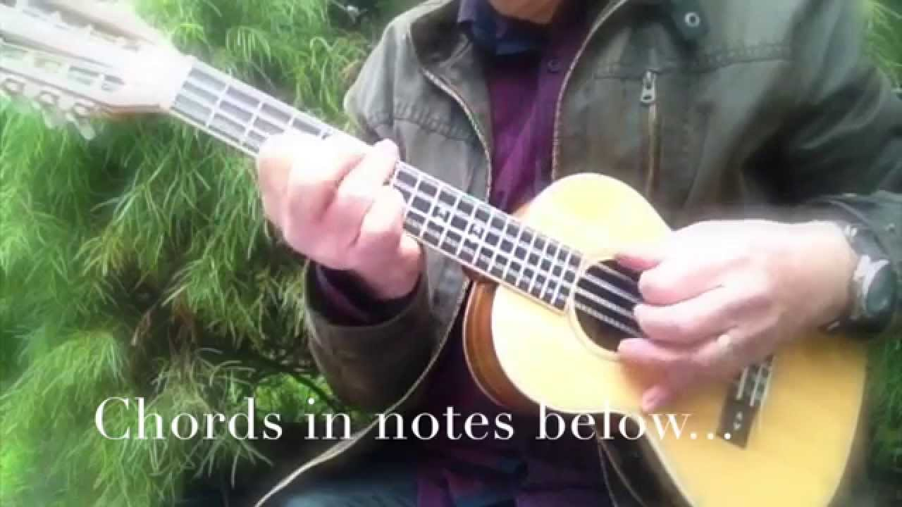 The Lord Is My Shepherd Psalm 23 Keith Green Ukulele Version