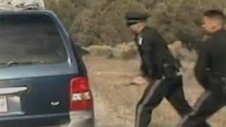 Cops Shoot Minivan Full Of Kids [DRAMATIC VIDEO]